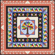 Tree of Life Block of the Month